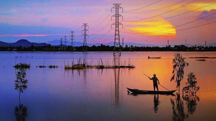 Альтернативная энергетика должна помочь справиться с главными причинами изменений климата. Фото: Pixabay